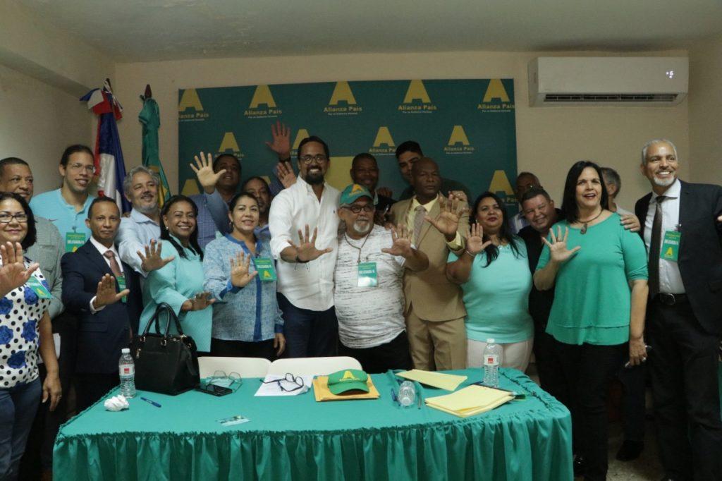 Alianza País concluye exitosamente sus convenciones provinciales y municipales