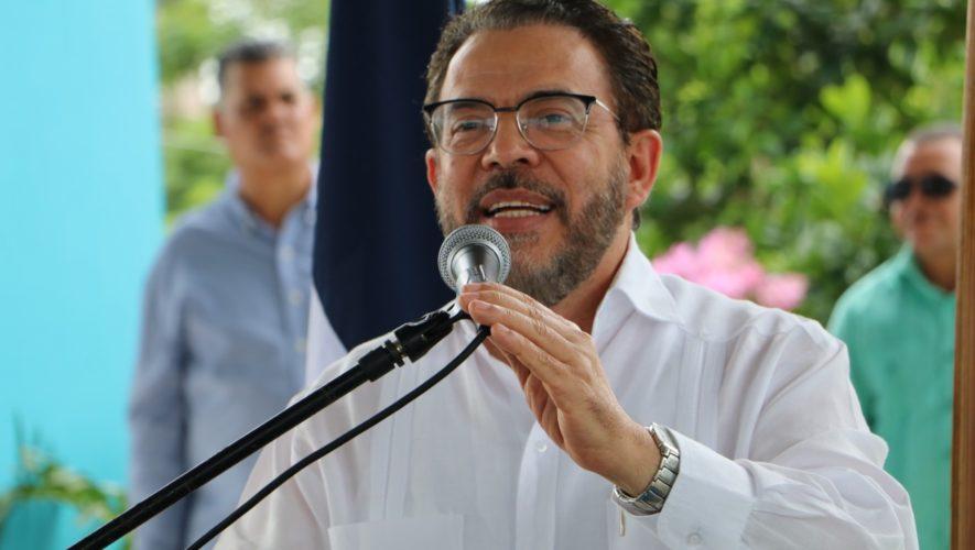 Guillermo Moreno pide a JCE respetar y hacer respetar la legalidad electoral.