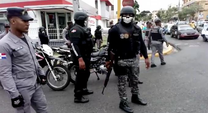 La policía mata a un asaltante en Higüey