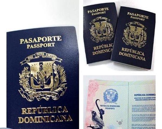 Pasaporte dominicano es remodelado