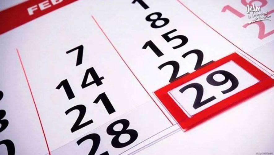 ¿Por qué hoy es 29 de febrero?