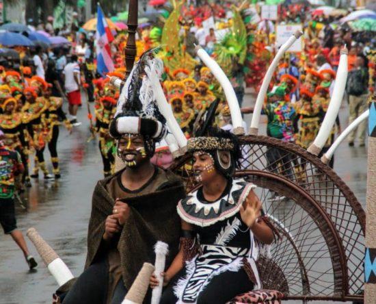 Carnaval Santo Domingo Este 2020 se realizó con éxito
