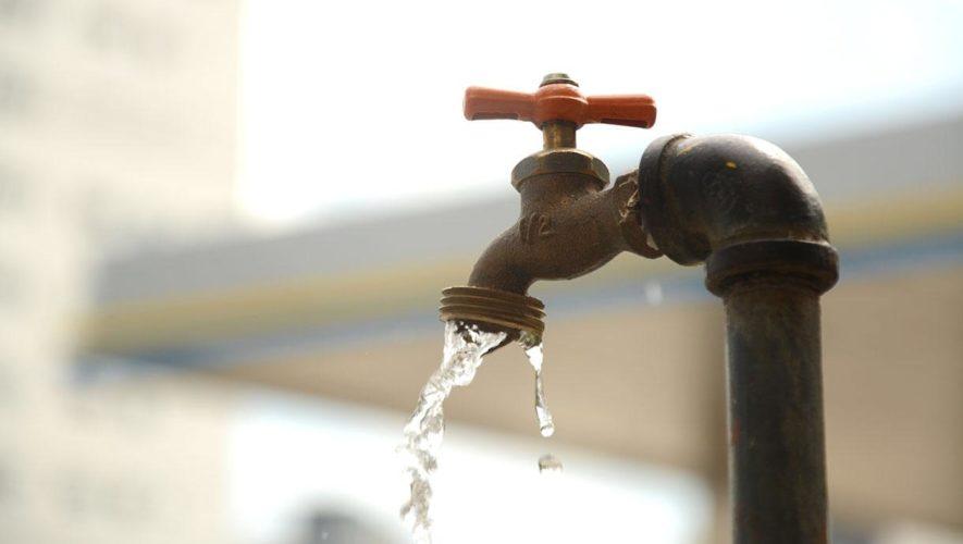 CAASD suspende corte de agua durante Covid-19