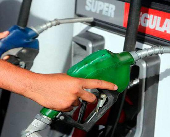 Disminuyen precios de combustibles para la semana 14-20 de marzo