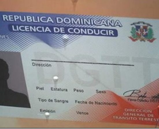 Intrant extenderá vigencia de licencia de conducir
