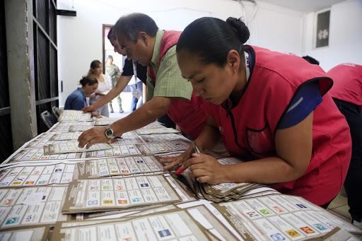 PRM vencedor en elecciones municipales, JCE termina conteo