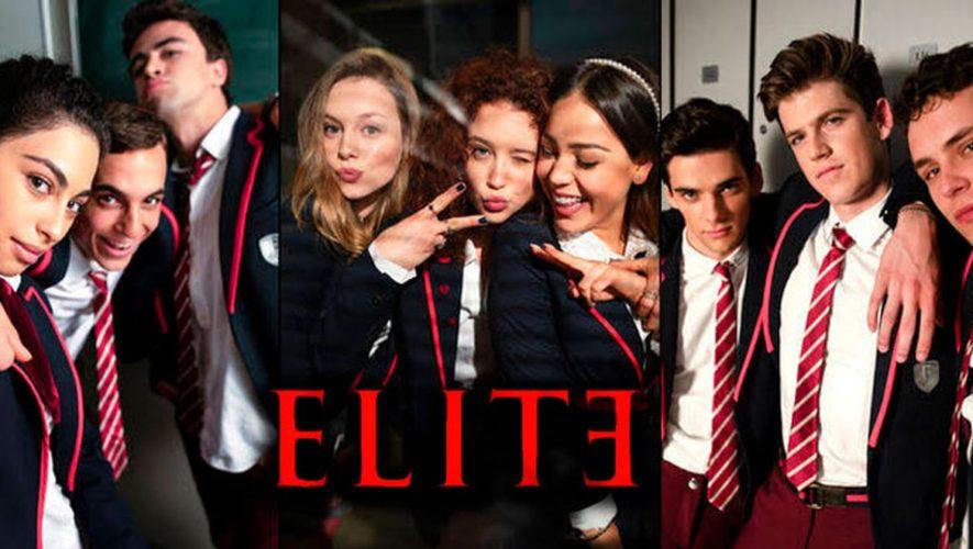 Elite estrenará su tercera temporada