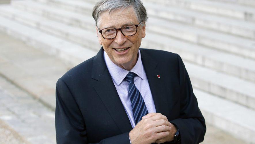 Bill Gates se retira de Microsoft para dedicarse a la filantrópica