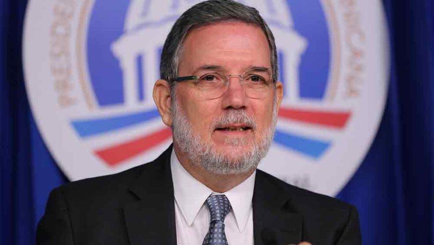 Marchena dice es falso rumores de toque de queda 24 horas