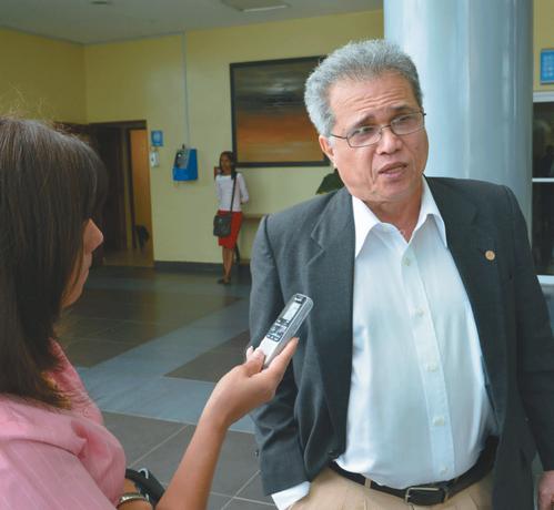 CMD: País no cuenta con insumos para enfrentar el Covid19