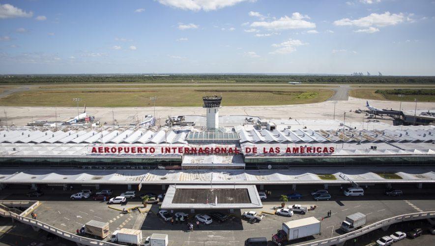 Robo de mercancías en el depósito de Aduanas de Las Americas