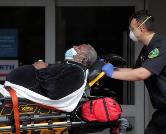 EE.UU segundo país con más muertes por Covid-19