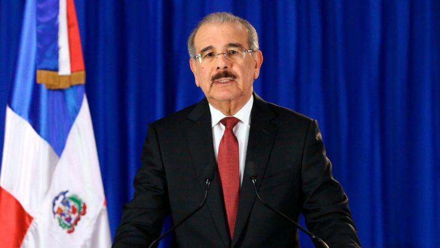 Danilo Medina pide estado de emergencia por 45 días