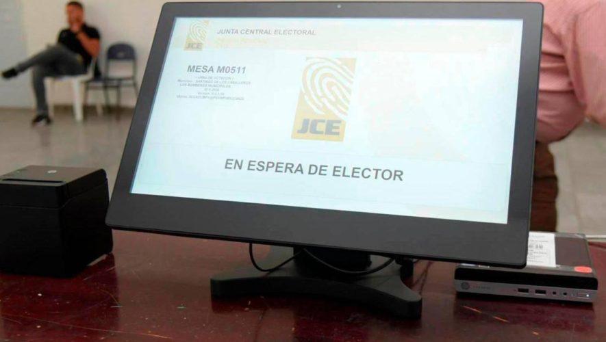 """OEA: """"Fallas del voto automatizado fue por error técnico de la JCE"""""""