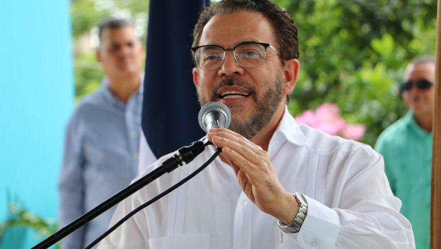 Guillermo Moreno convoca a diálogo nacional para asumir acuerdo de responsabilidades