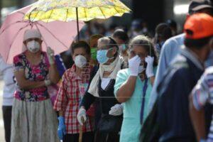 La tasa de letalidad de El Salvador representa el 1.87% de los casos de Covid-19