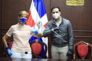 """""""Unidos"""" movimiento creado por Robertico en apoyo de Abinader"""