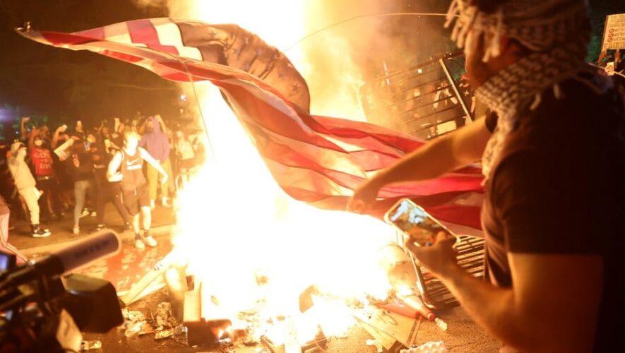 EE.UU azotado por protesta de afroamericano asesinado