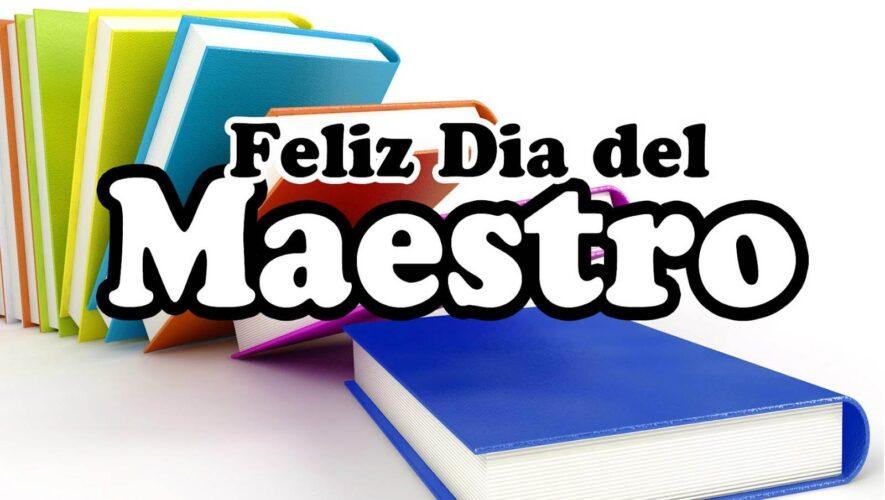 30 de junio: Día del maestro