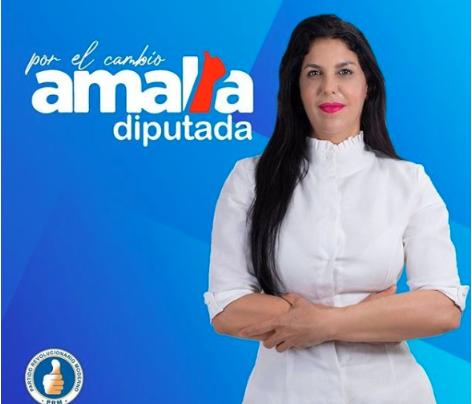 Candidata a diputada en La Vega acusada de lavado de activo