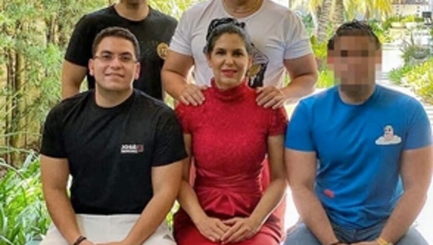 Esposo e hijo de Rosa Amalia pertenecen a la Policía Nacional