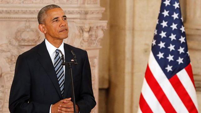 Obama condenó la violencia en las protestas de Estados Unidos