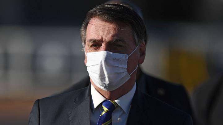 Presidente de Brasil da positivo al Covid-19