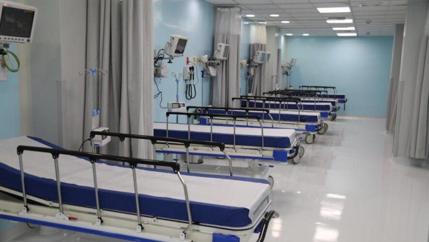 Al menos 4 mil camillas disponibles en RD y pacientes se niegan a usarlas