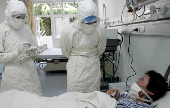China reporta una neumonía local con tasa de letalidad mayor que el Covid