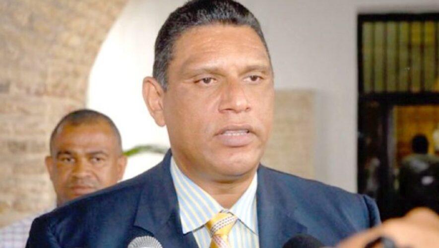 Jesús Vásquez designado como ministro de Interior y Policía