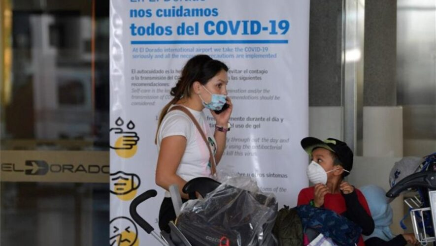 Colombia reporta 248,976 casos de contagios por Covid-19