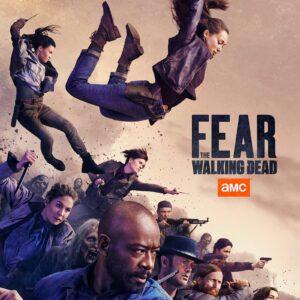 En octubre se estrena la sexta temporada de Fear The Walking Dead