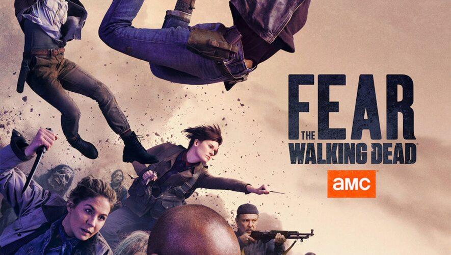 El 11 de octubre se estrena la sexta temporada de Fear The Walking Dead