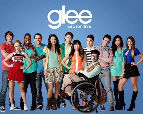 """Actores de la serie """"Glee"""" marcados por la tragedia y el escándalo"""