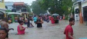 Comunidades y viviendas afectadas por el paso de Isaías en el país