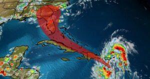 Aumentan a 14 las provincias en alerta roja por tormenta Isaías