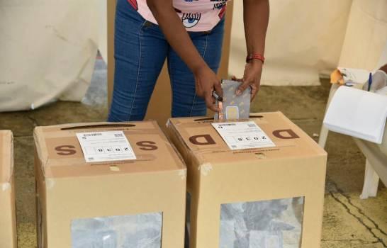¿Por qué el retraso en conteo de votos de diputados del DN?