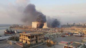 Más de 4 mil heridos y 100 muertos tras explosión en Beirut