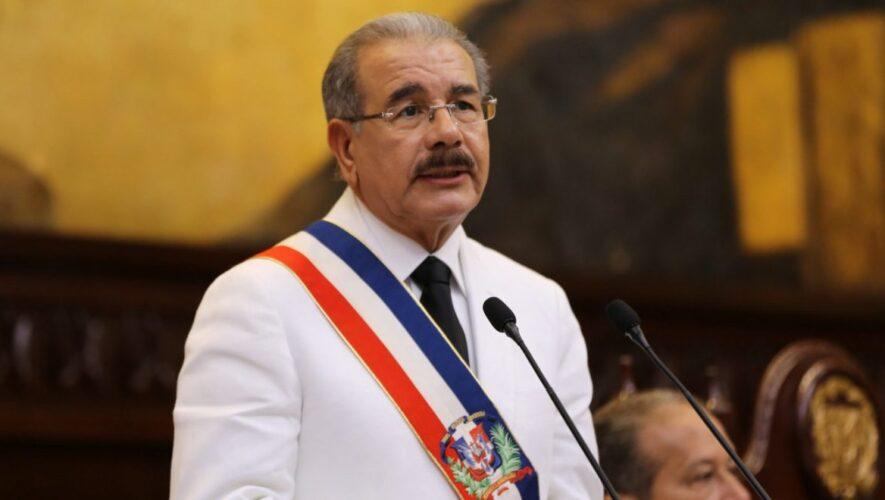 """Danilo Medina: """"Entregué todo mi tiempo y sacrificio al pueblo dominicano"""""""