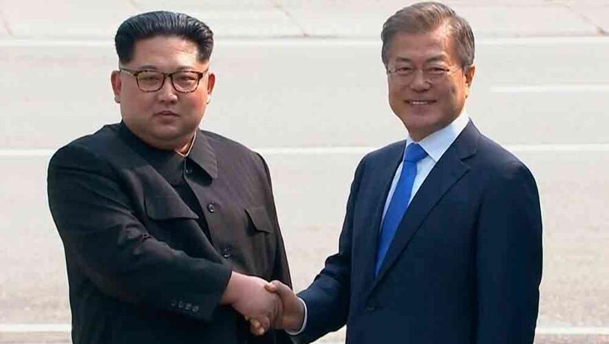 """Presidente Moon Jae- In: """"No habrá más guerra entre las dos coreas"""""""
