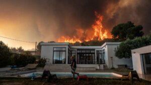 Al menos 22 heridos tras incendio en Francia