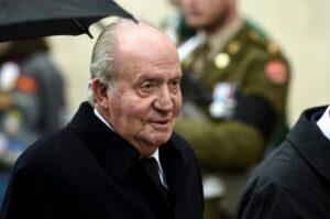 Organismo de seguridad dicen rey de España no está en RD
