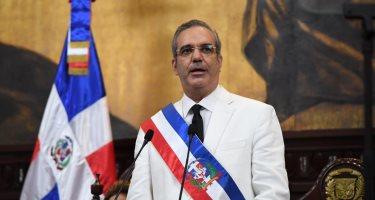 Presidente Luis Abinader Corona hablará al país esta noche