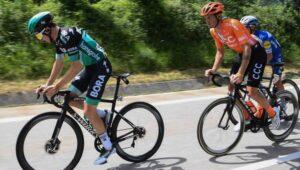 ¿Sabías que practicando ciclismo puedes bajar de peso?