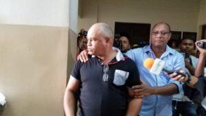 Genaro Peguero se muestra indignado ante libertad de Marlin Martínez
