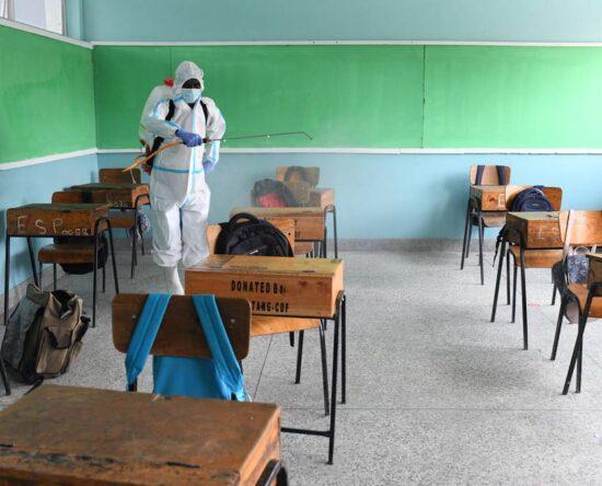 Buenos Aires reabre sus escuelas