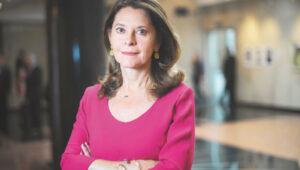 Vicepresidenta de Colombia da positivo al Covid-19
