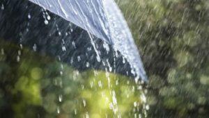 Pronostican aguaceros por vaguada y onda tropical