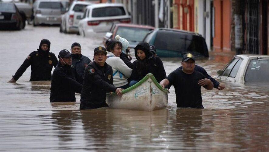 Eta provocó muertes y destrucción en México y Centroamerica