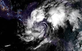 Depresión tropical Eta vuelve al Caribe convirtiendose en tormenta